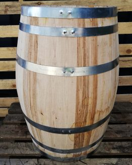 225L Chestnut Barrels for Decoration and Interior Use