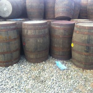 Ex Whiskey Barrels