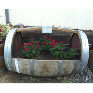 Cradle-Barrel-Planter
