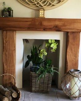 Oak Beam Fire Surround Fireplace Surround