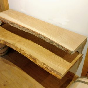 Kiln Dried Shelves