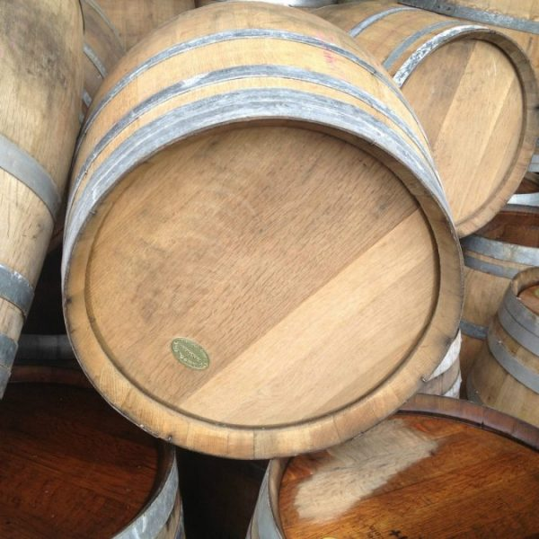 Oak Wine Barrel - barrel water butts