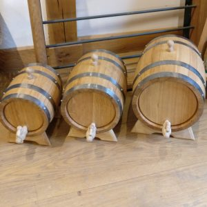 Oak Barrel Kegs