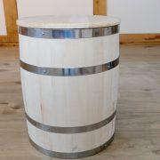 Aspen barrel with Lid