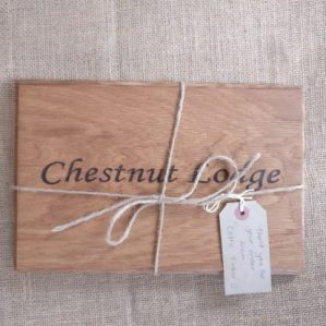 House Plaques / Corporate Signs
