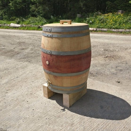 Wine Barrel Water Butt