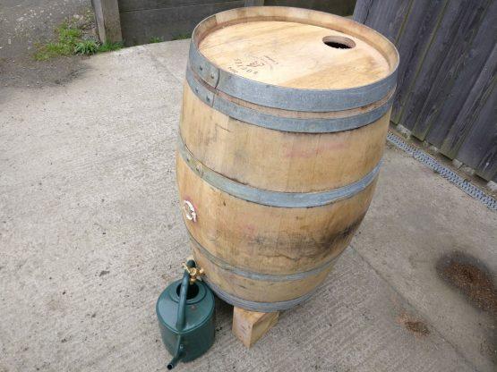 Wine Barrel Water Butt
