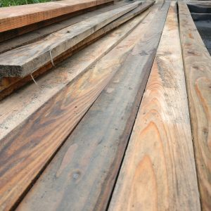 Outdoor Timbers - Larch and Cedar