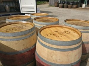 Main Event Catering Barrels