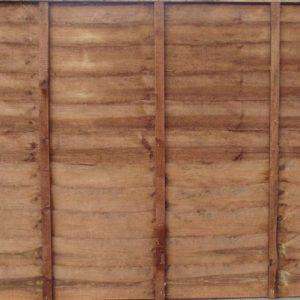 LARCH fence Panel