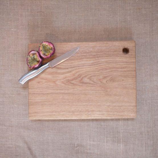 Solid Oak Kitchen Chopping Board
