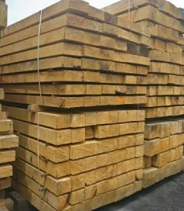 Green Oak beams - QP1, Structural Grade