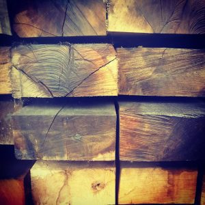 Structural Grade Air Dried Oak Beams QP1