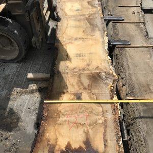 Wide Joinery Grade Air Dried Oak