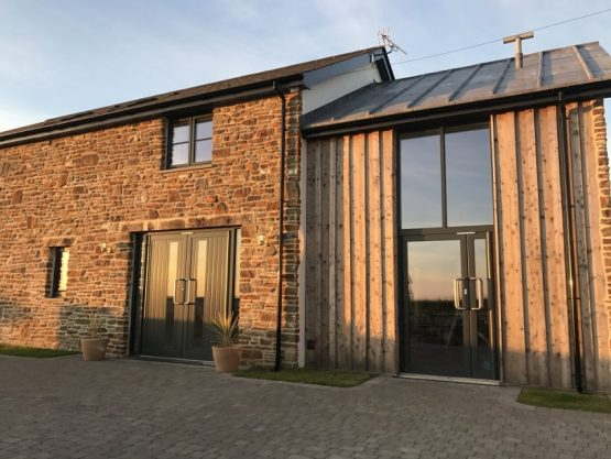 Pembrokeshire Larch Exterior Wall Cladding