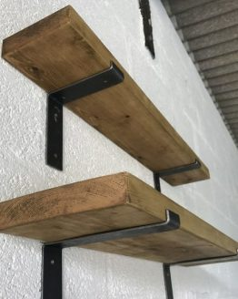 European Pine Shelves