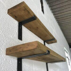 European Pine Shelves