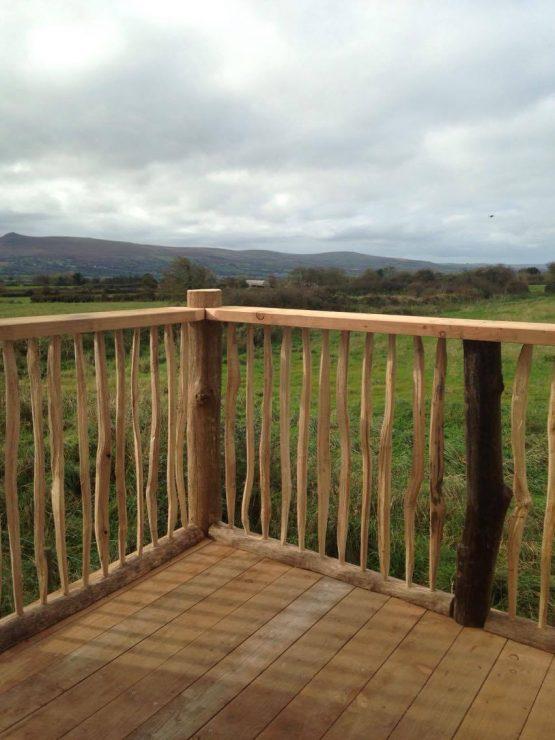 Pembrokeshire Sawn Larch