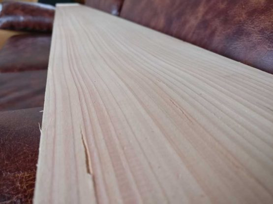 Planed Western Red Cedar Boards for Fencing and Cladding