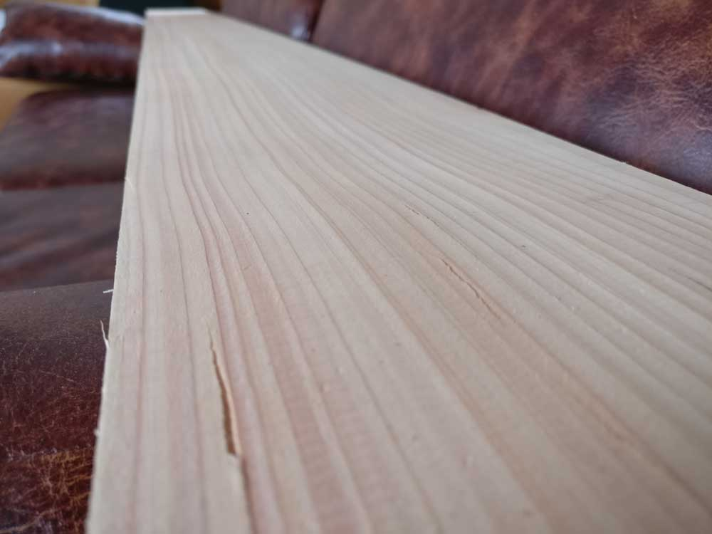 Red Cedar Message Board ~ Western red cedar fencing freshly sawn from pembrokeshire