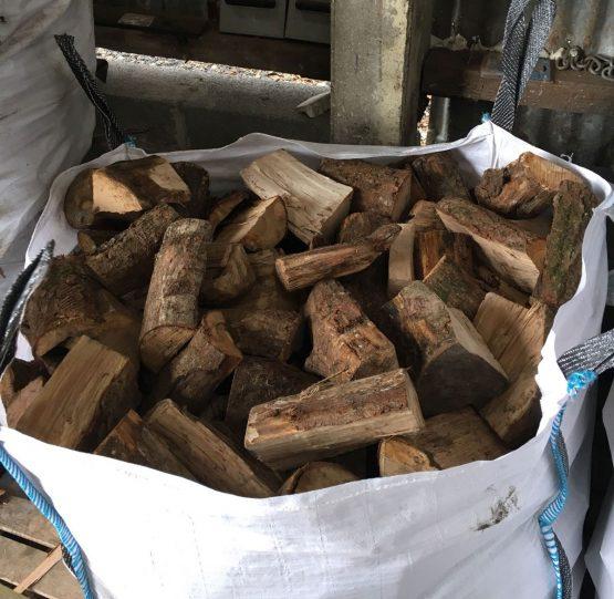 Kiln Dried Hardwood Firewood Logs Pembrokeshire
