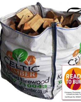Hardwood Firewood Logs Ready to Burn Certified
