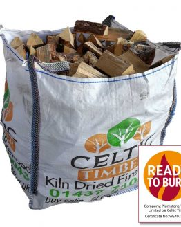 Softwood Firewood Los Ready to Burn Certified Pembrokeshire