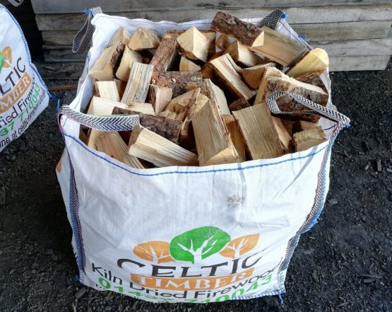 Pembrokeshire Softwood Firewood Logs Kiln Dried Seasoned