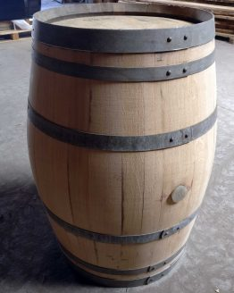 Refurbished Oak Wine Barrels - Sanded Back to Blonde Oak Colour
