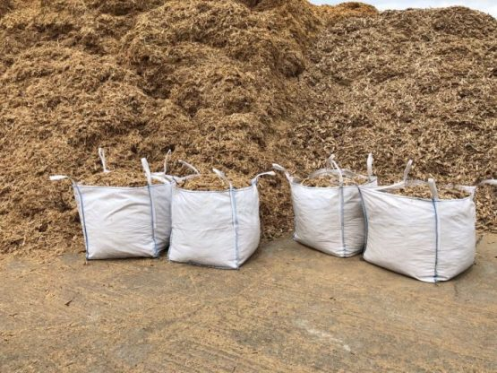 Prime Grade Wood Chip Mulch in Pembrokeshire