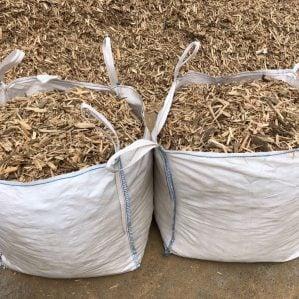 Prime Grade Wood Chip Mulch in Pembrokeshire