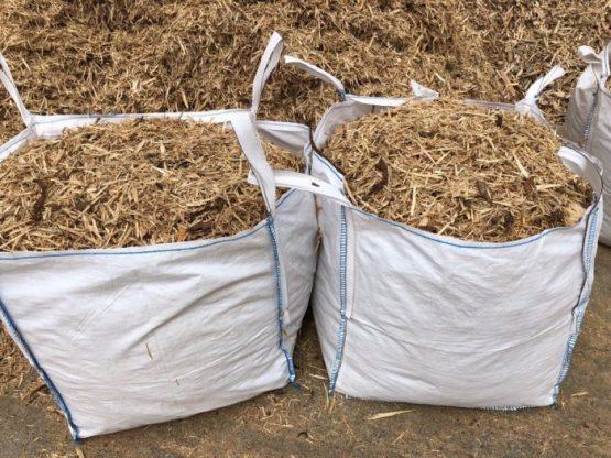 Pembrokeshire Kiln Dried Woodchip in Bulk Bags