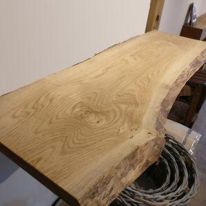Wide Oak Boards Kiln Dried