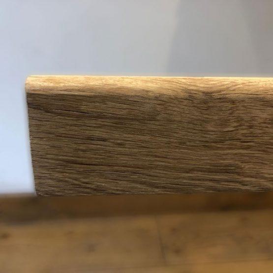 Bull Nose 3 Inch White Oak Architrave Boards