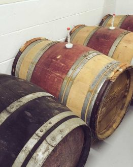Wine Barrels for Brewering