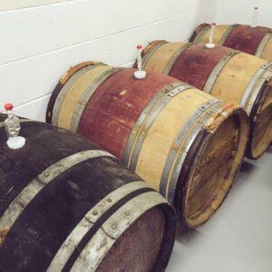 Oak Barrels for Distilling/Ageing Re-Use