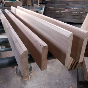 Solid Oak Skirting Boards Delivered Throughout the UK