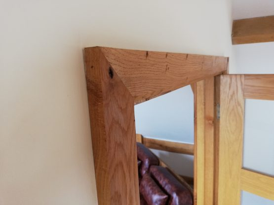 Kiln Dried Oak Architrave