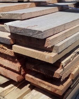 Mixed Larch and Cedar Softwood Timber Packs - Excellent Value Redwood