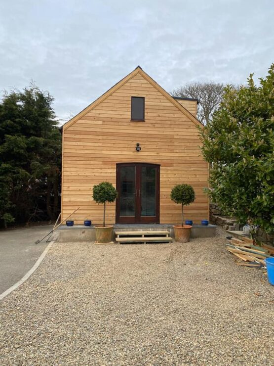Siberian Larch Tongue and Groove Cladding Boards