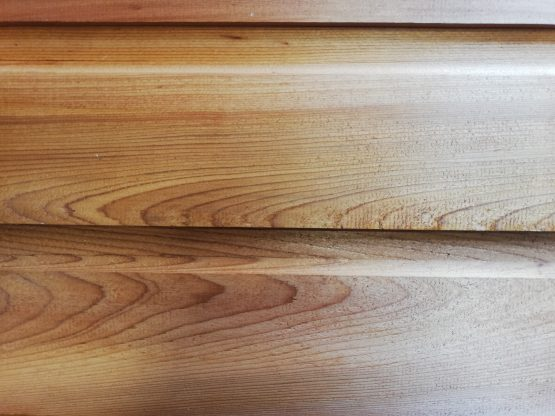 Canadian Western Red Cedar Tongue and Groove Cladding