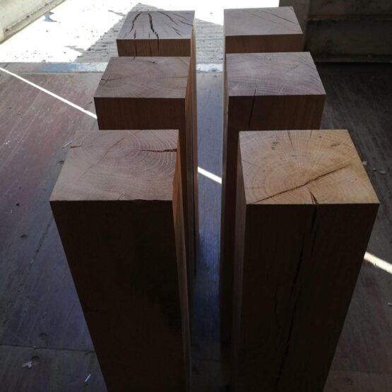 Planed Only Oak Beam for Trade Customers