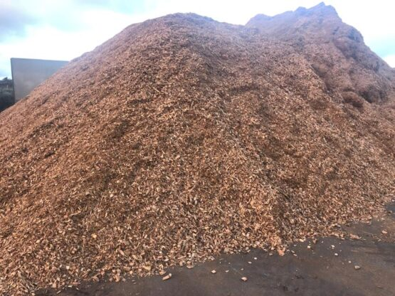 Pembrokeshire Softwood Virgin Woodchip