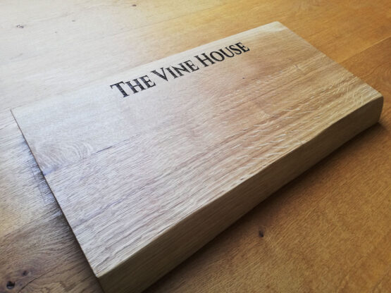 Personalised Engraved James Martin Chopping Board