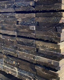 Sawn Square Edged Fencing Boards