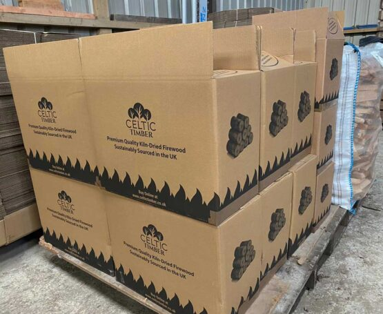 Kiln Dried Firewood Logs Delivered Nationwide