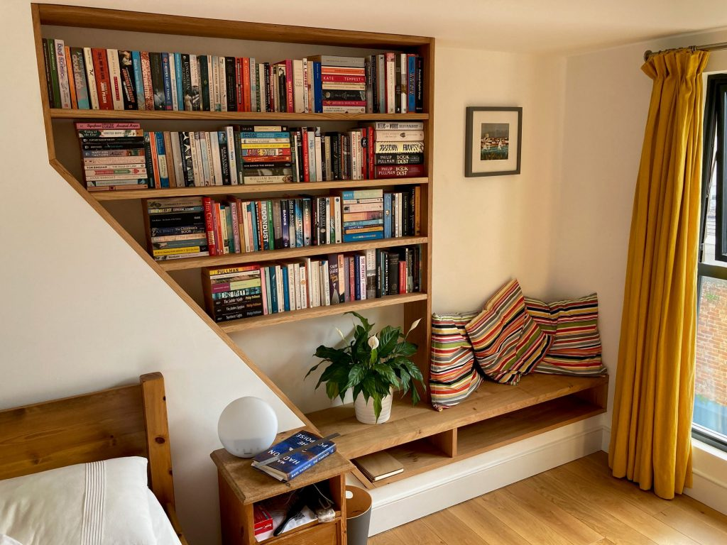 Oak Boards for Book Shelves
