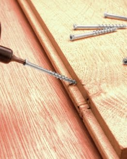 Tongue and Groove Cladding Screws