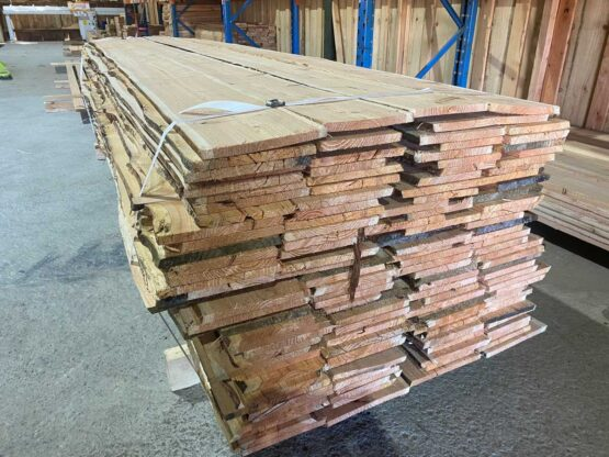 Eaney Edge Cedar Softwood Boards Cladding and Fencing
